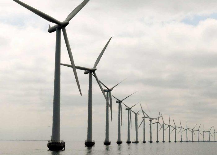 Рекорд Дании по производству ветряной электроэнергии