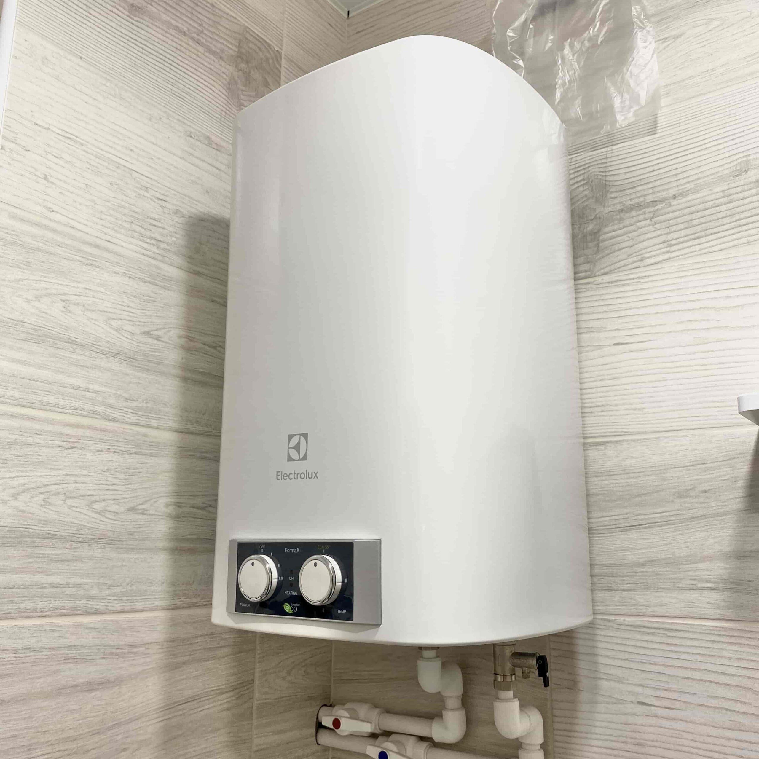 Подключение электрических водонагревателей в Самаре