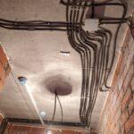 Отзыв о электромонтажных работах в доме под ключ в Самаре